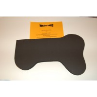 Wrap Around Pad med 3/4""